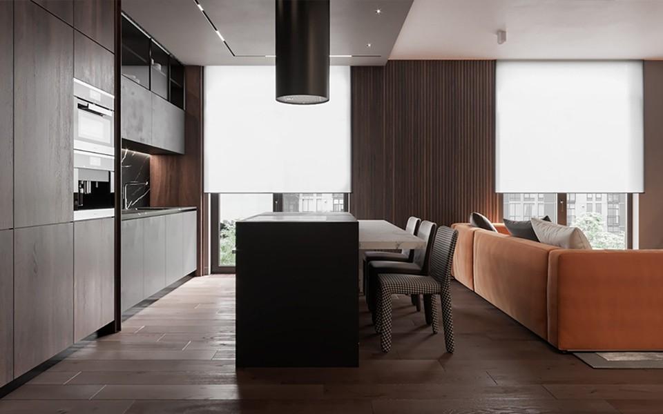 2020現代客廳裝修設計 2020現代落地窗裝修圖片