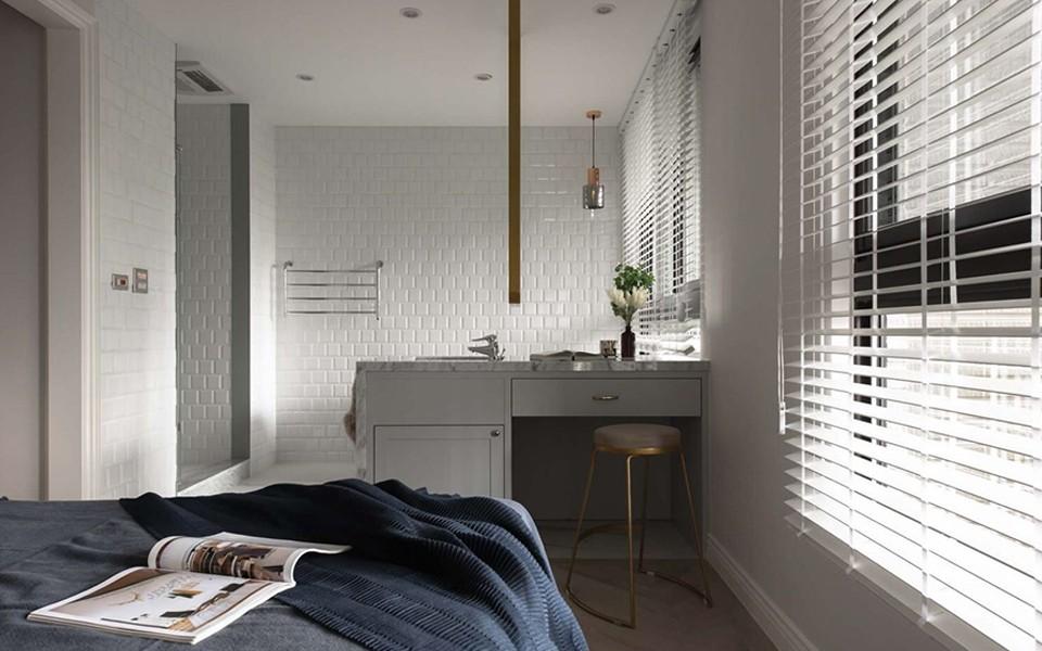 2021美式90平米装饰设计 2021美式一居室装饰设计