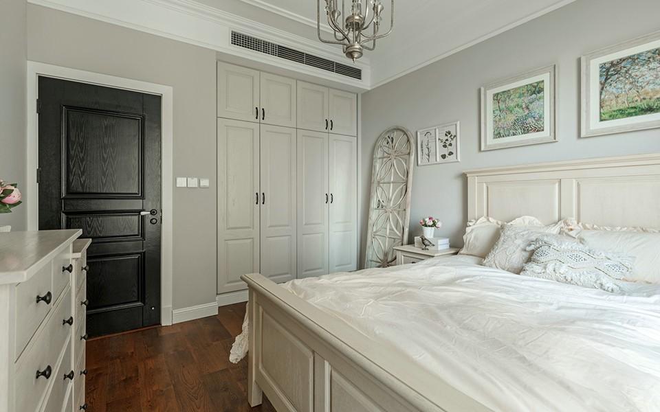 2021美式150平米效果图 2021美式二居室装修设计