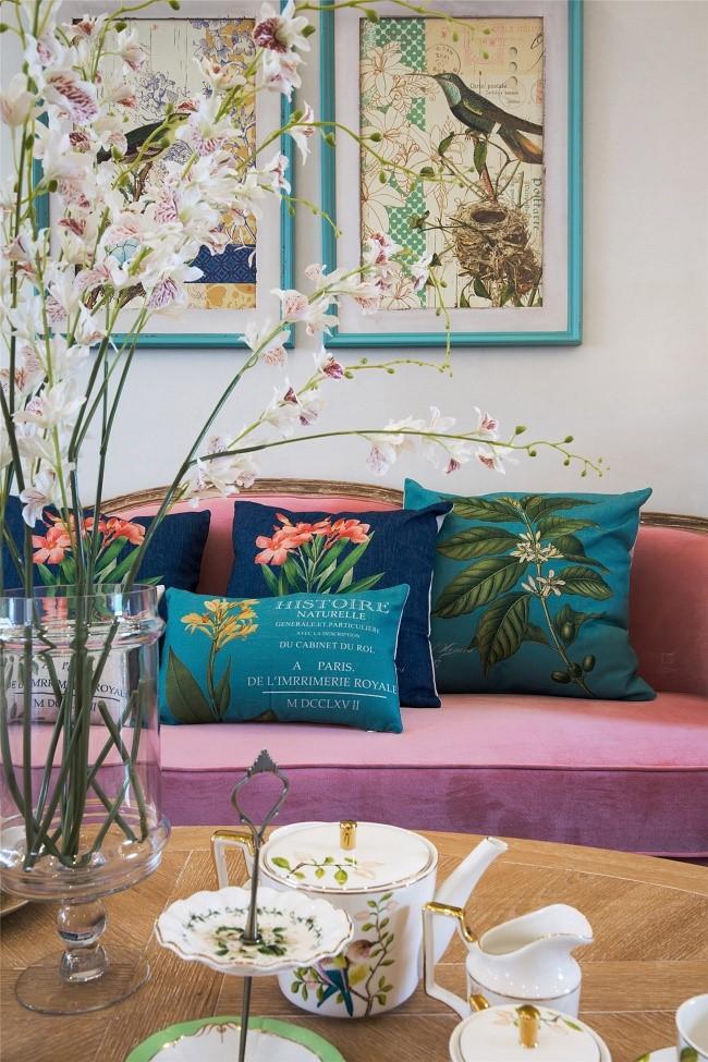2020欧式客厅装修设计 2020欧式沙发装修设计