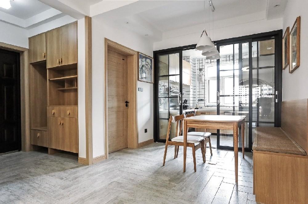 2室1卫1厅90平米新中式风格