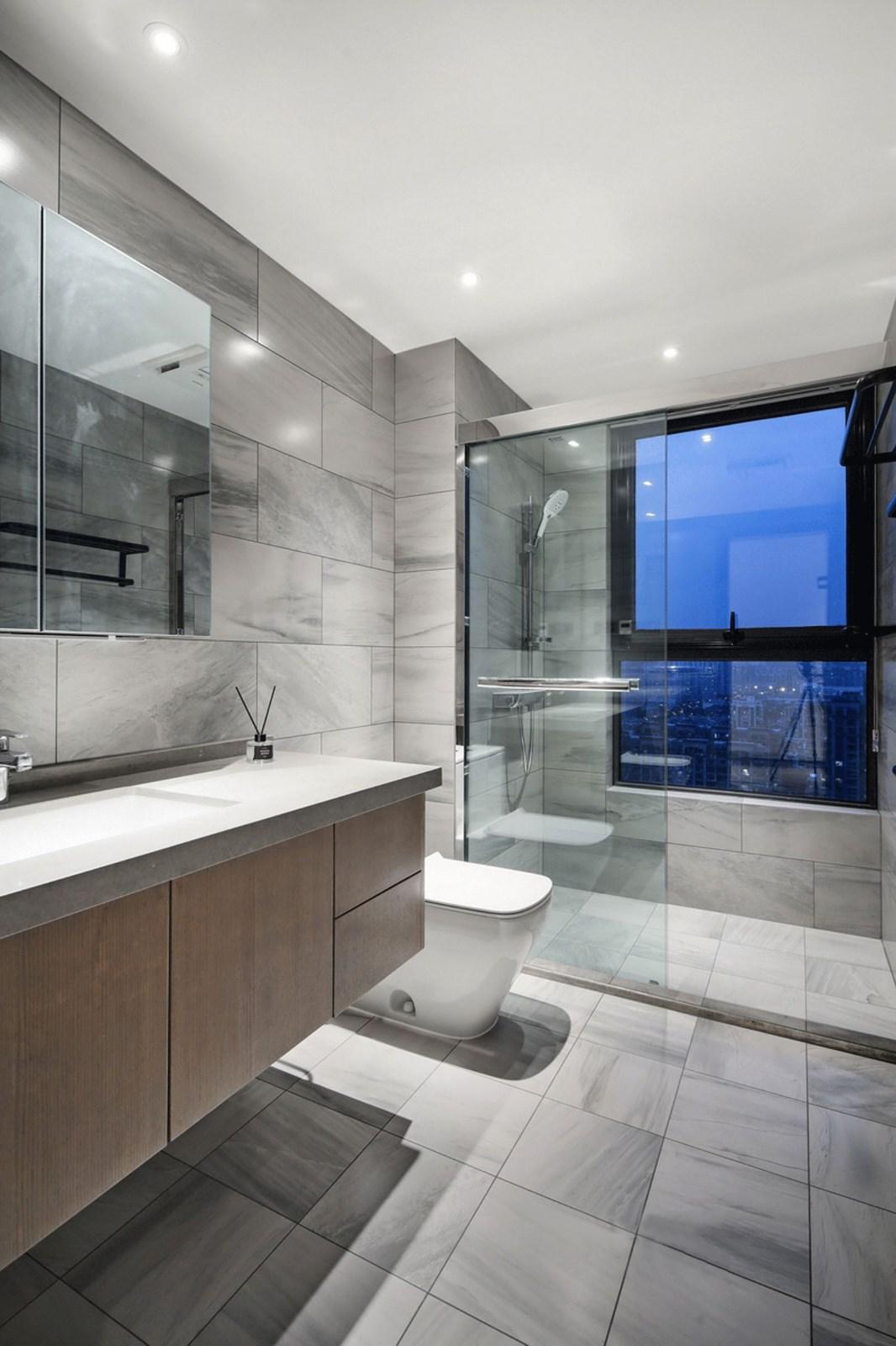 2021现代简约浴室设计图片 2021现代简约细节装饰设计