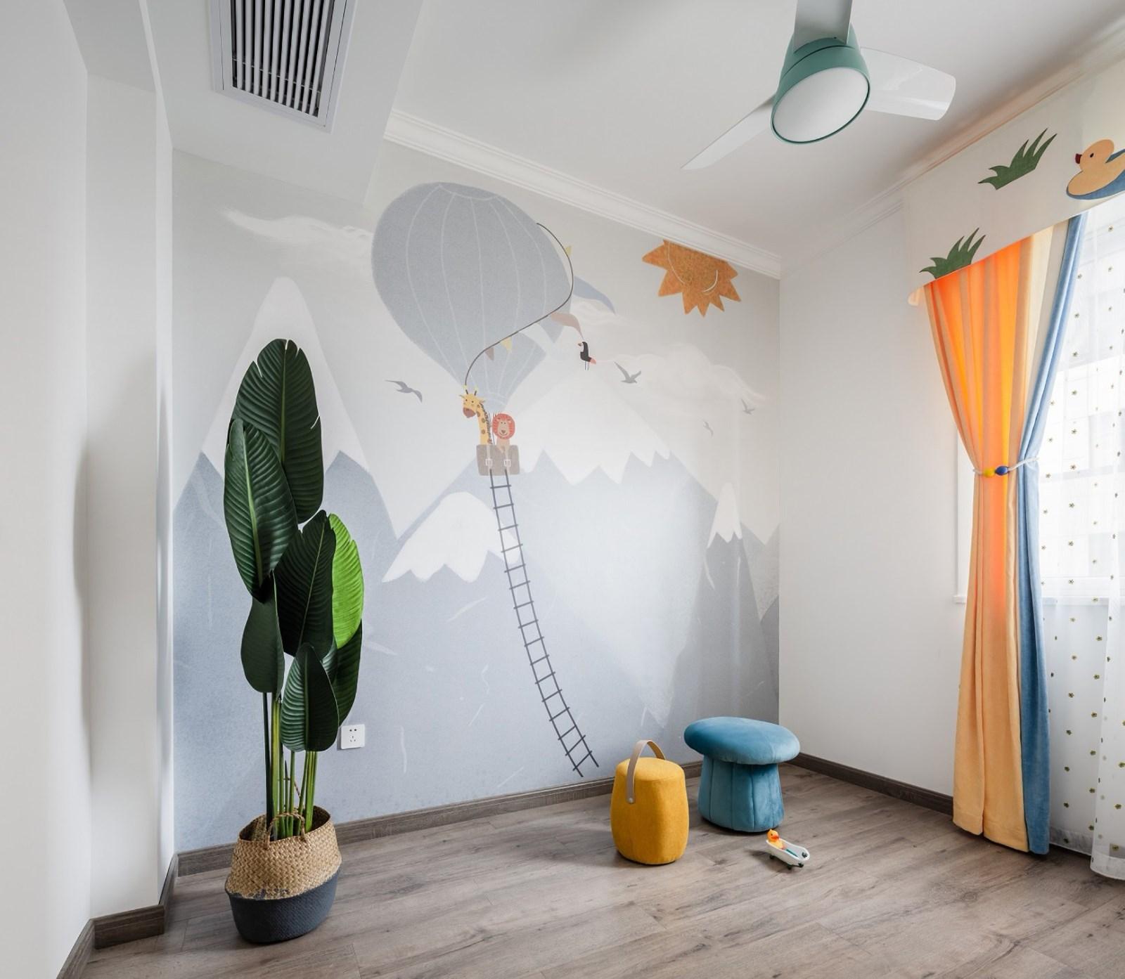 2020北歐兒童房裝飾設計 2020北歐細節裝飾設計