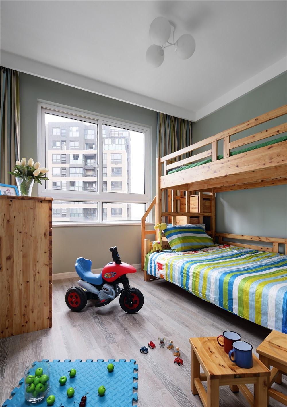 2020現代簡約兒童房裝飾設計 2020現代簡約地板裝修設計