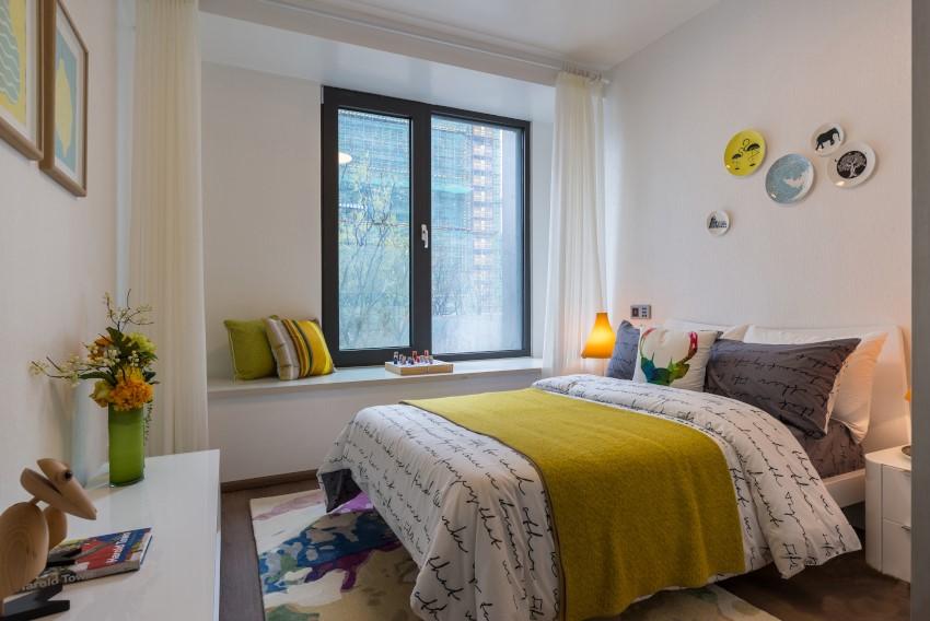 2020現代簡約兒童房裝飾設計 2020現代簡約吊頂裝修效果圖片