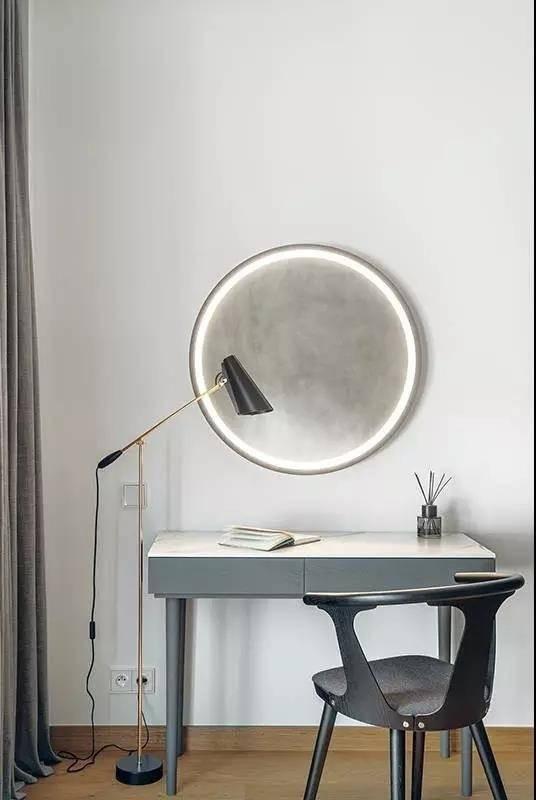 2021简约卧室装修设计图片 2021简约梳妆台装修设计