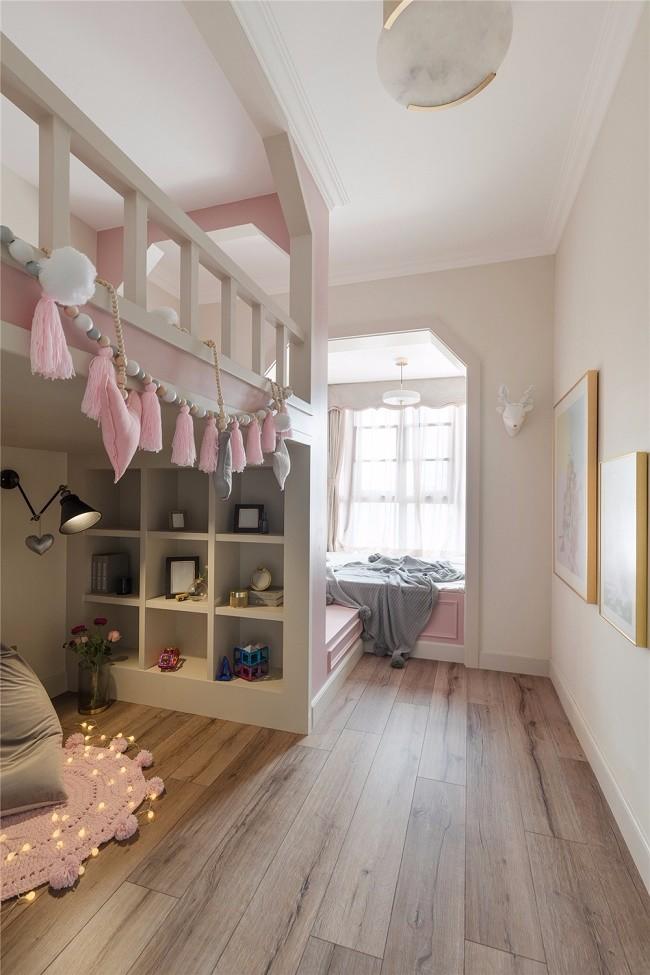 2020美式兒童房裝飾設計 2020美式地板裝修設計