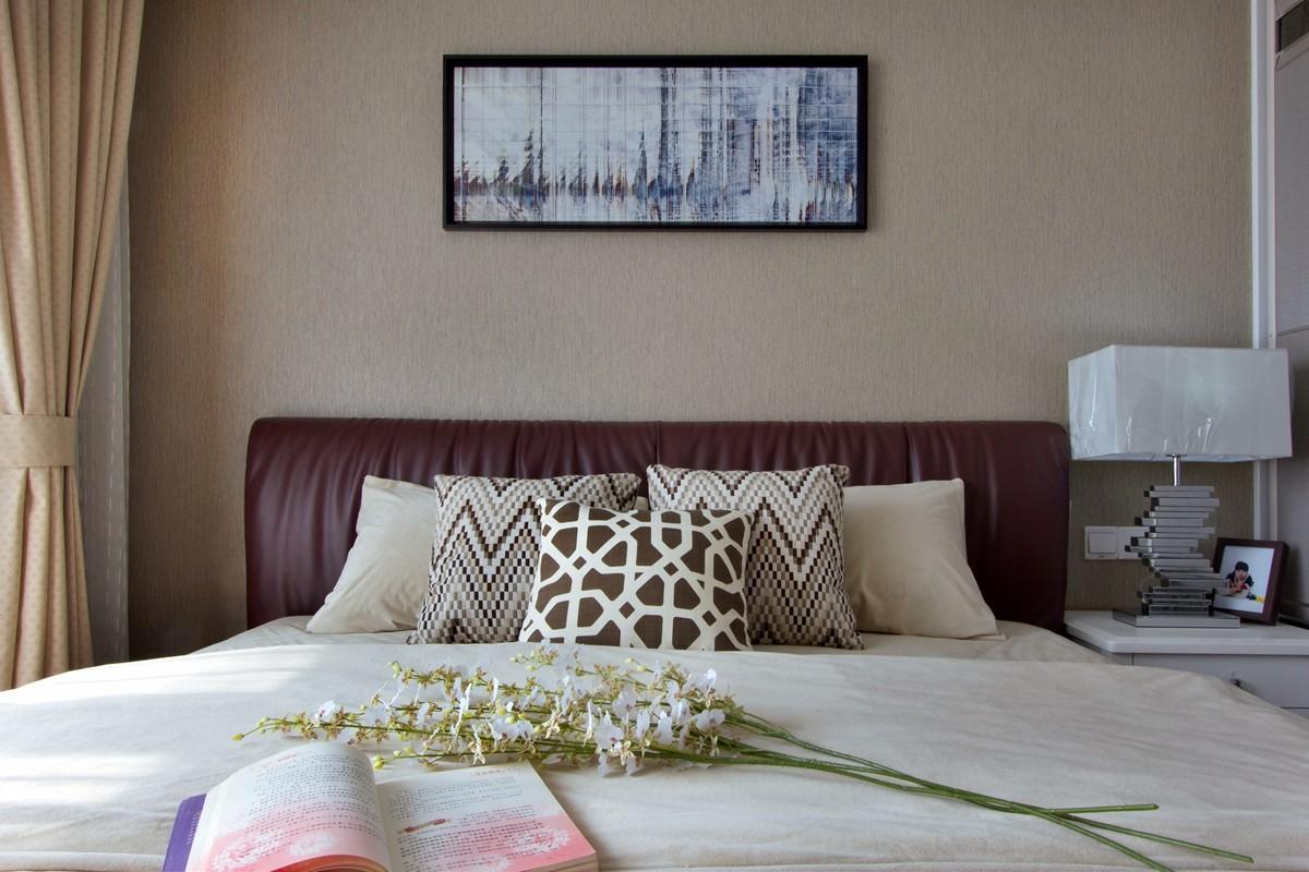 2020日式卧室装修设计图片 2020日式窗帘装修设计图片