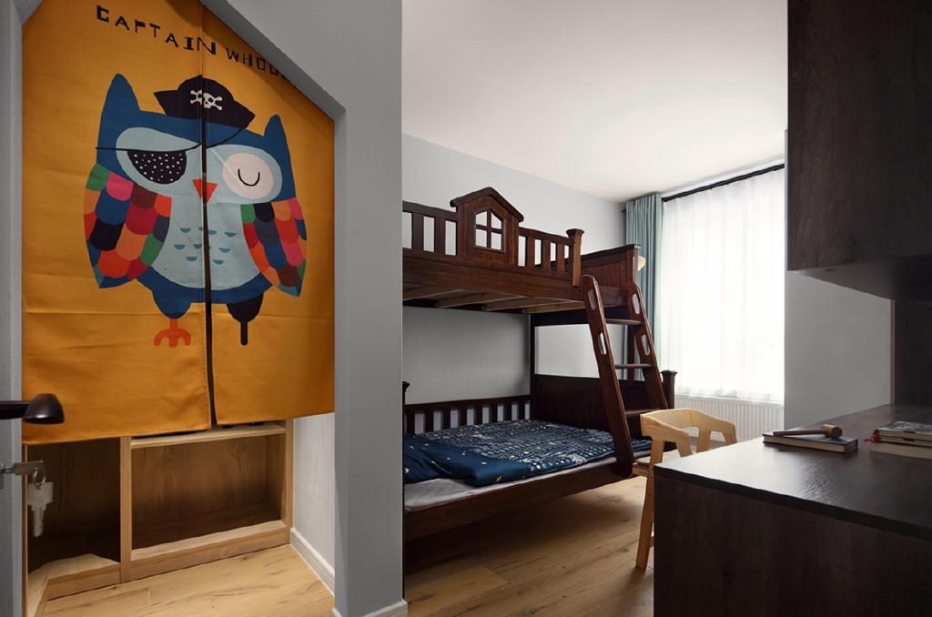 2020现代简约儿童房装饰设计 2020现代简约吊顶装修效果图片
