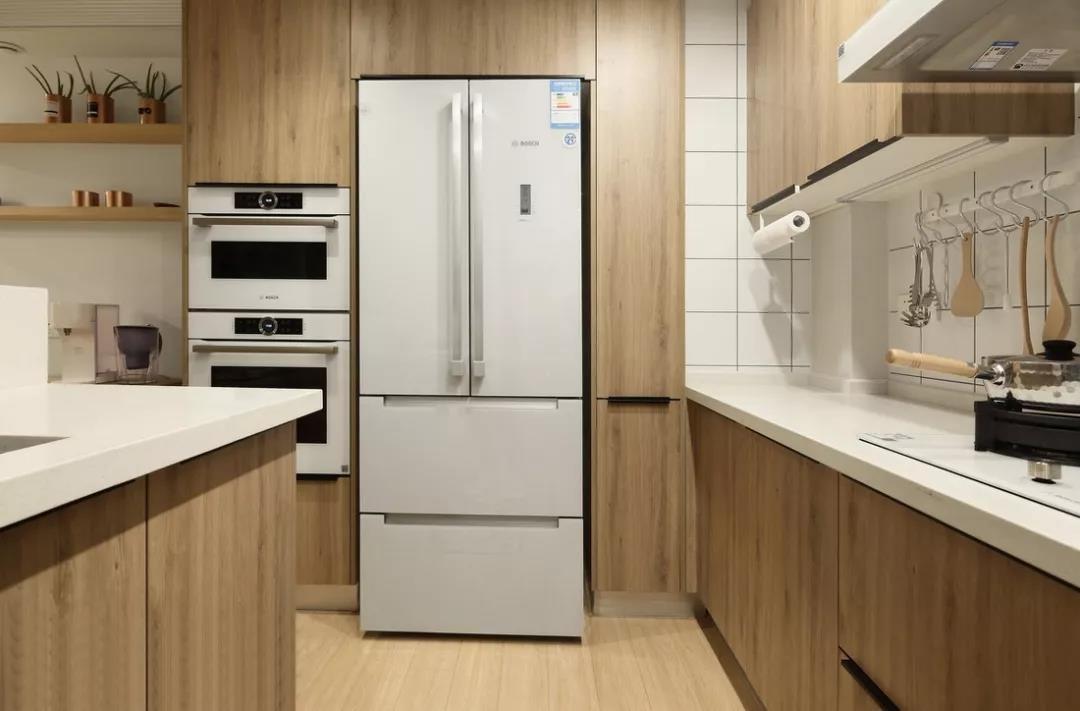 2020日式厨房装修图 2020日式灶台装修图片