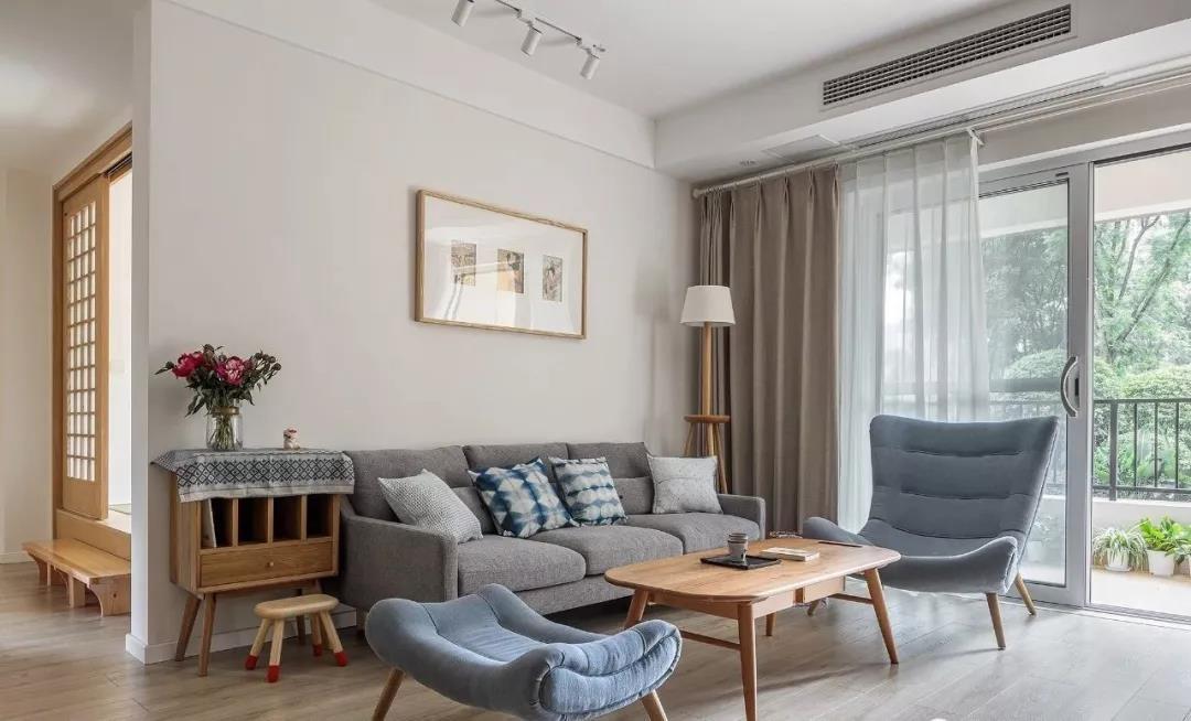 2020日式客厅装修设计 2020日式沙发装修设计