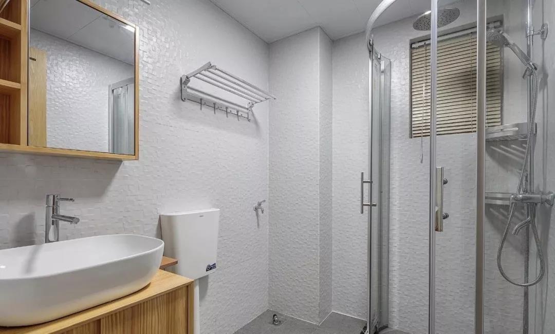 2020日式卫生间装修图片 2020日式浴室柜装修图片