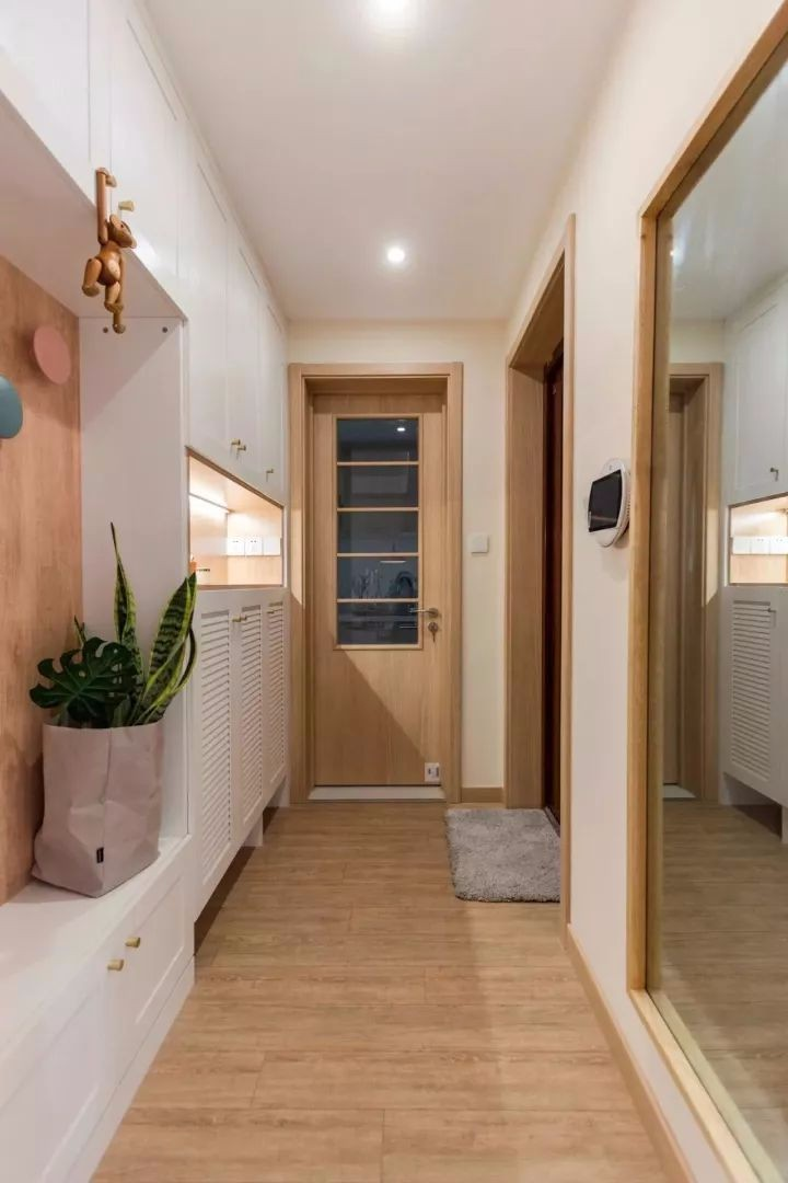 2020北歐110平米裝修設計 2020北歐三居室裝修設計圖片