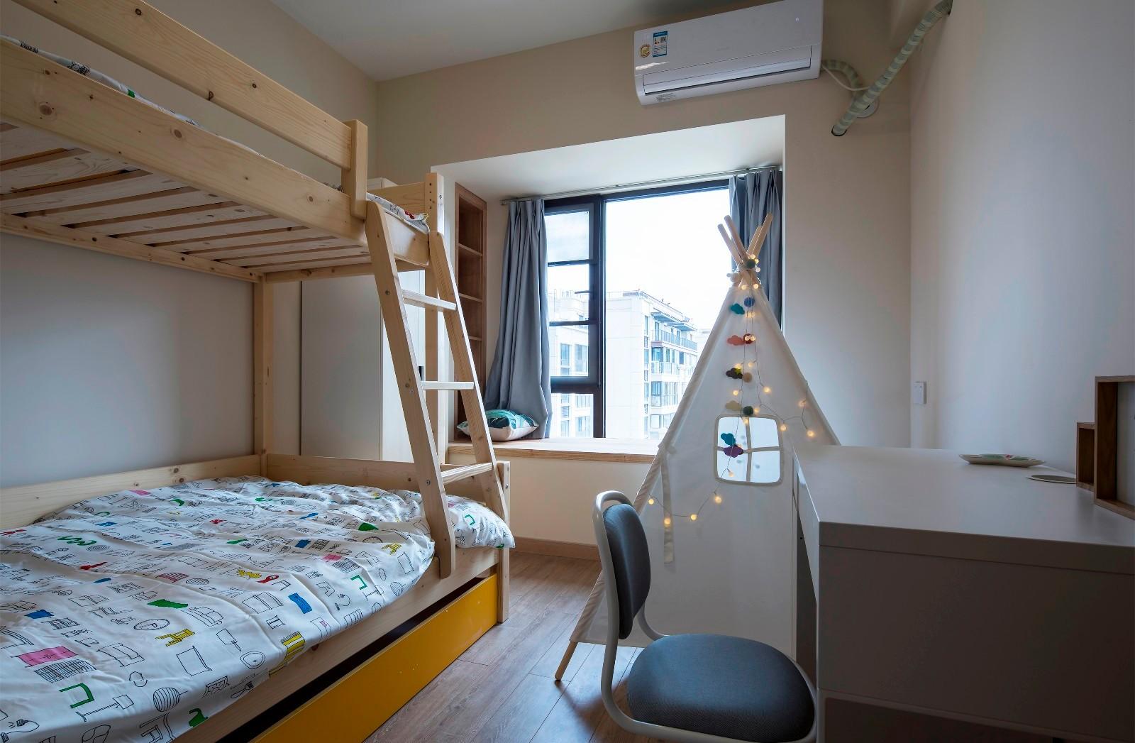 2020北欧儿童房装饰设计 2020北欧地板装修设计