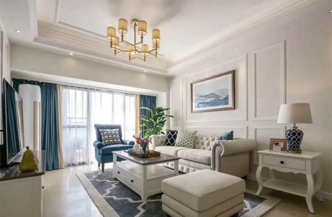 2021简单客厅装修设计 2021简单细节装饰设计