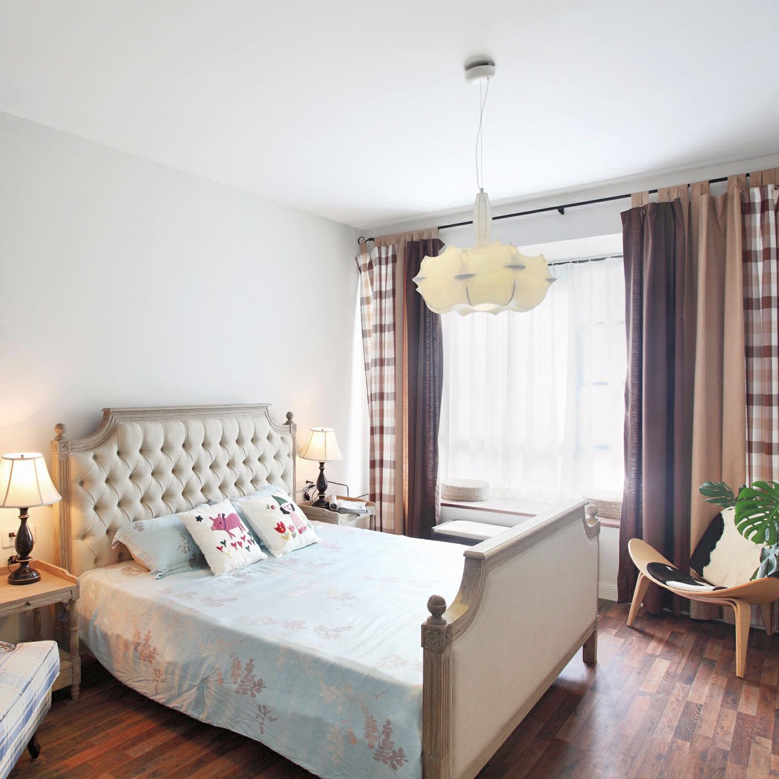 2020地中海卧室装修设计图片 2020地中海地板装修图片