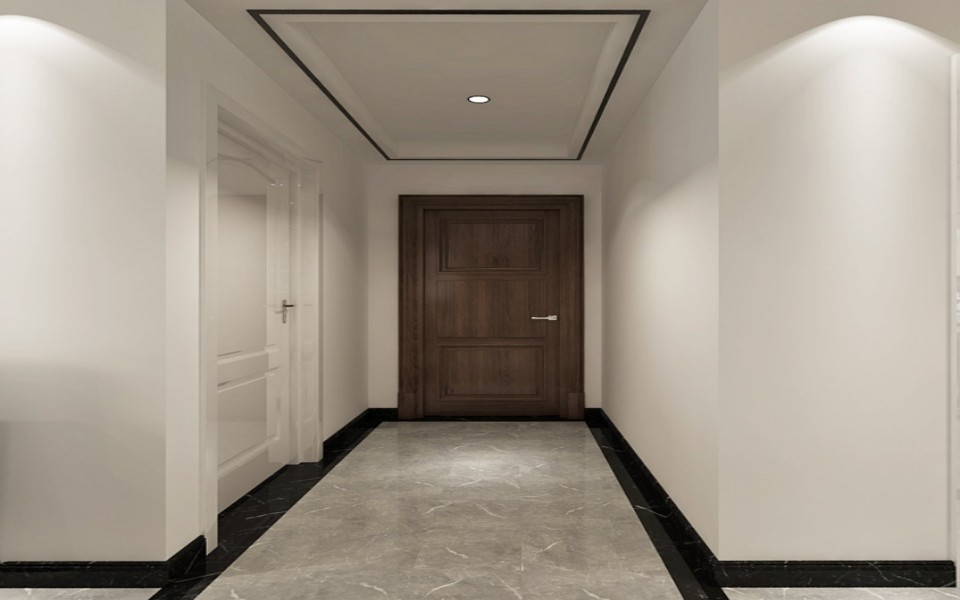 2020中式150平米效果图 2020中式套房设计图片