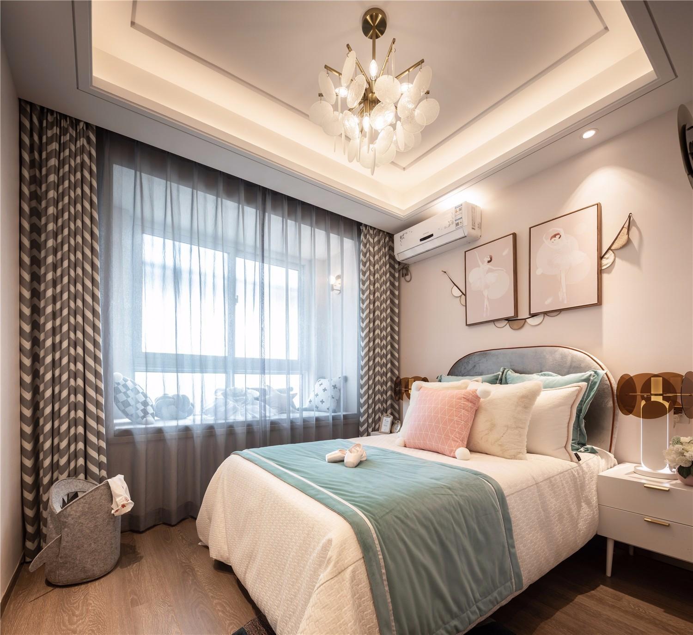 2020现代卧室装修设计图片 2020现代地板装修图片