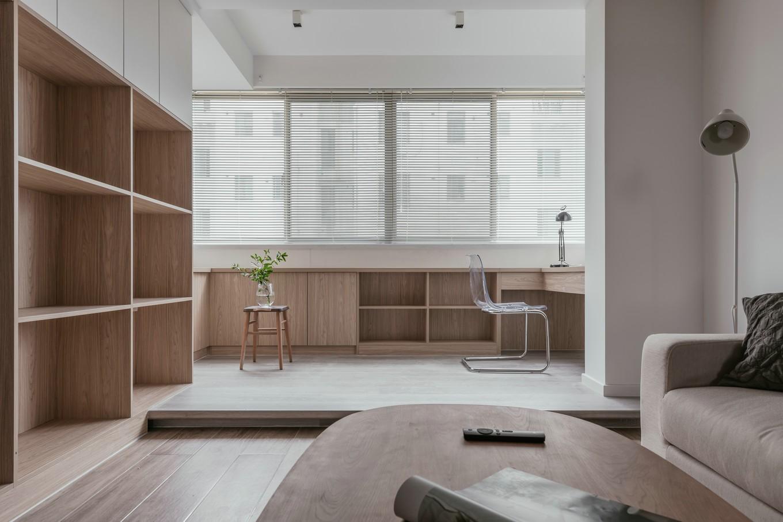 2020北欧书房装修设计 2020北欧榻榻米装修效果图大全
