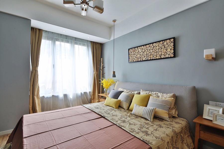 2020北欧卧室装修设计图片 2020北欧吊顶效果图