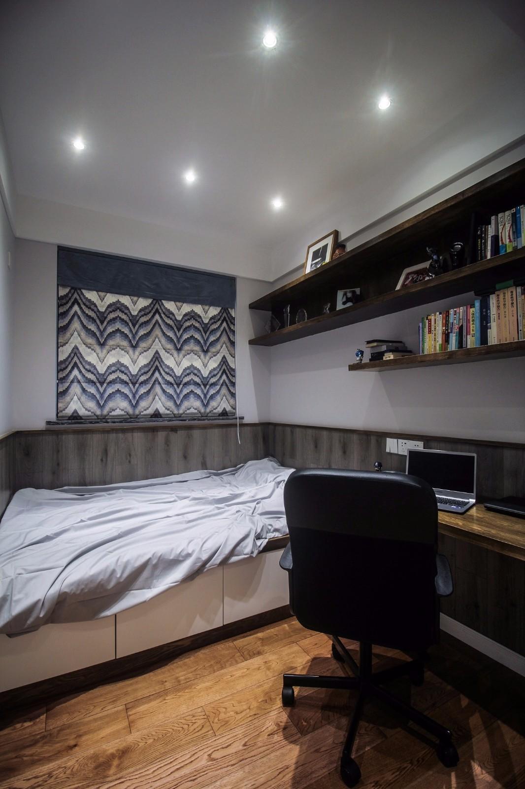 2020北欧卧室装修设计图片 2020北欧书桌装修图