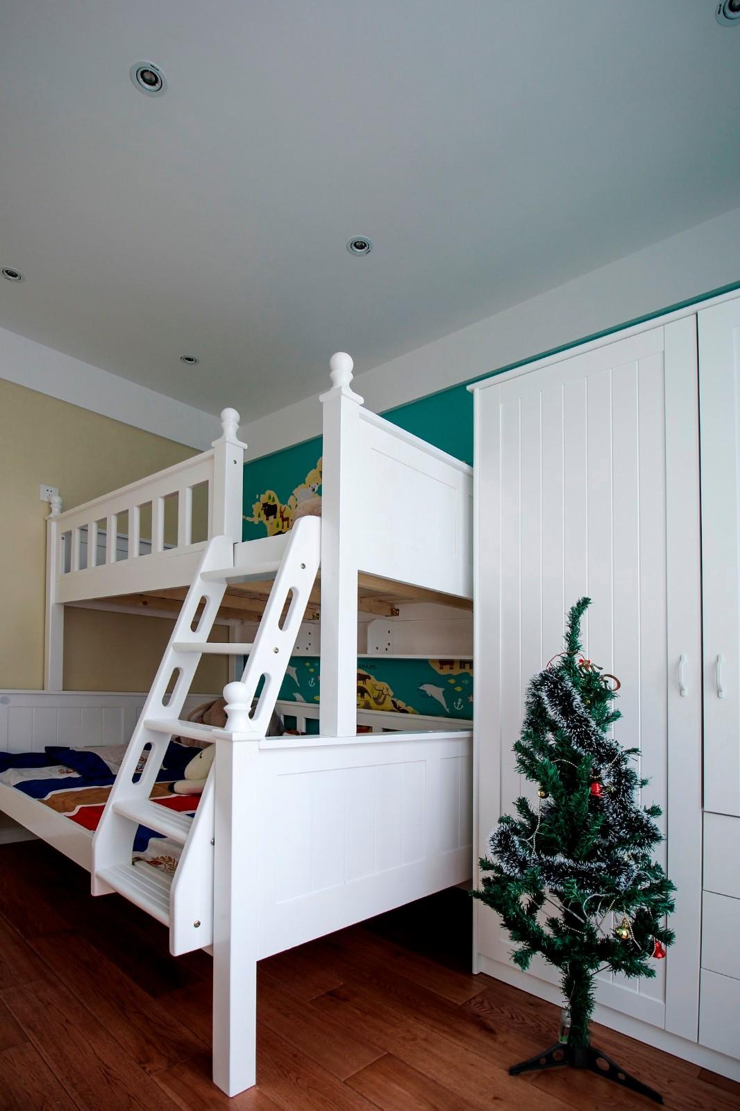 2020北欧儿童房装饰设计 2020北欧吊顶装修效果图片