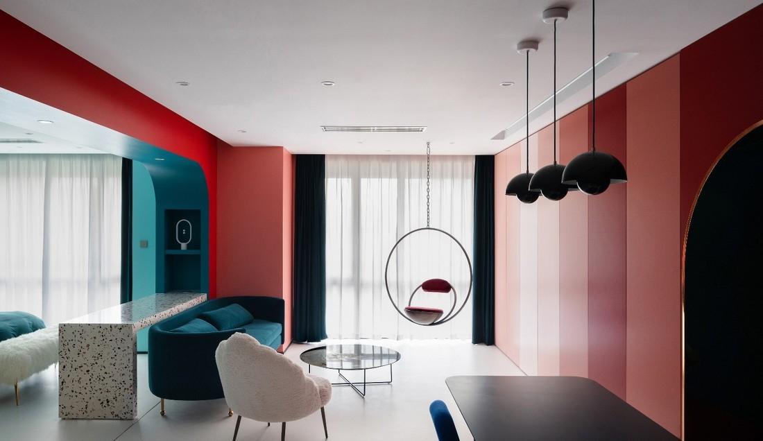 2020美式客厅装修设计 2020美式细节装饰设计