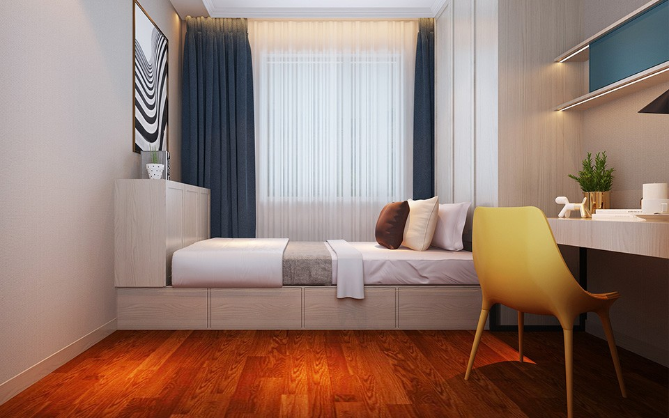 2020简欧卧室装修设计图片 2020简欧细节装修图