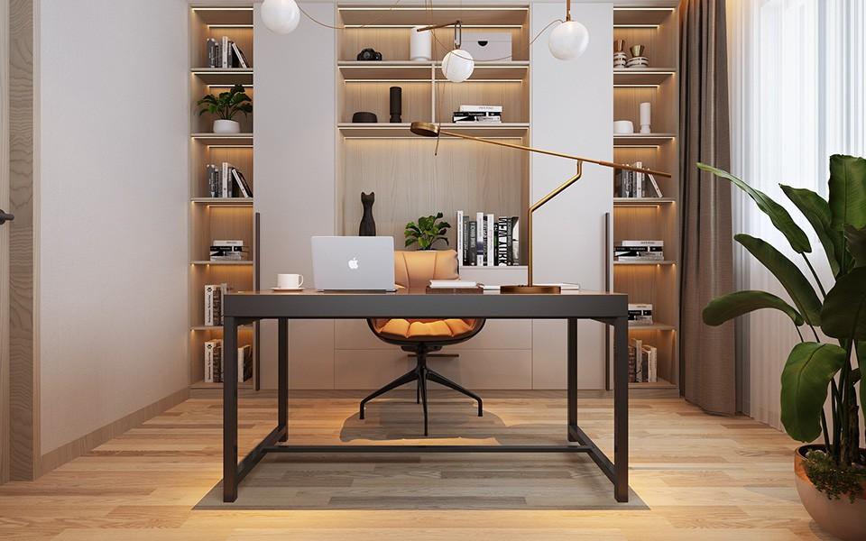 2020简欧书房装修设计 2020简欧细节装饰设计