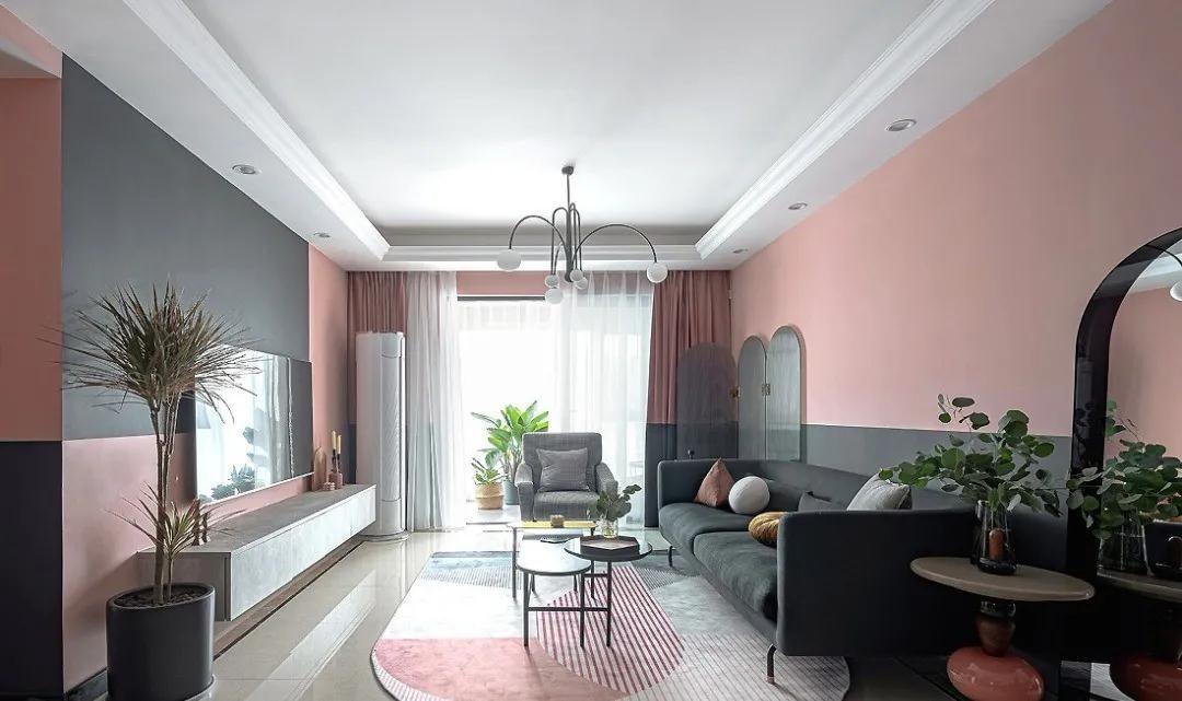 2020北歐90平米裝飾設計 2020北歐套房設計圖片