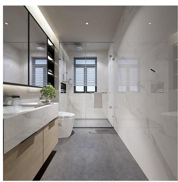 2021简约浴室设计图片 2021简约洗漱台装修设计