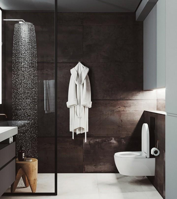 2020现代简约浴室设计图片 2020现代简约细节图片