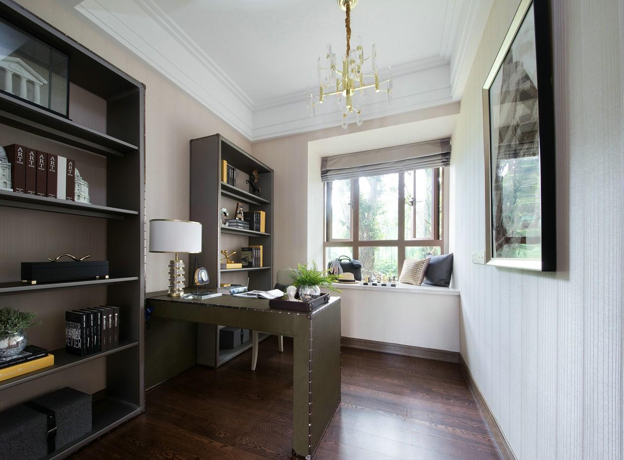 三室居現代輕奢裝修案例