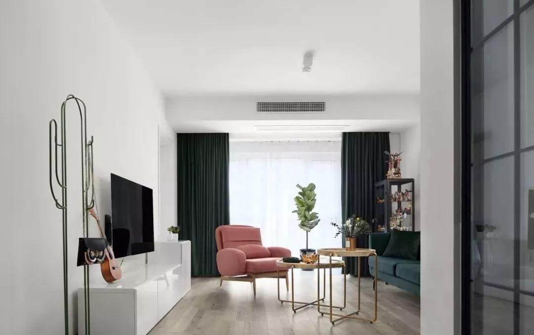 2020北欧70平米设计图片 2020北欧套房设计图片