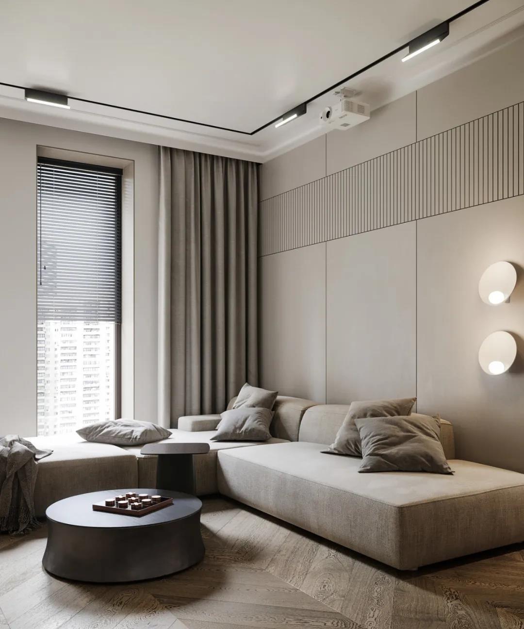2020欧式客厅装修设计 2020欧式飘窗装饰设计