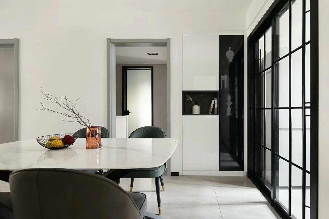 2021简约90平米装饰设计 2021简约套房设计图片