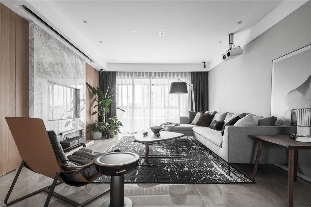 2021简约150平米效果图 2021简约套房设计图片