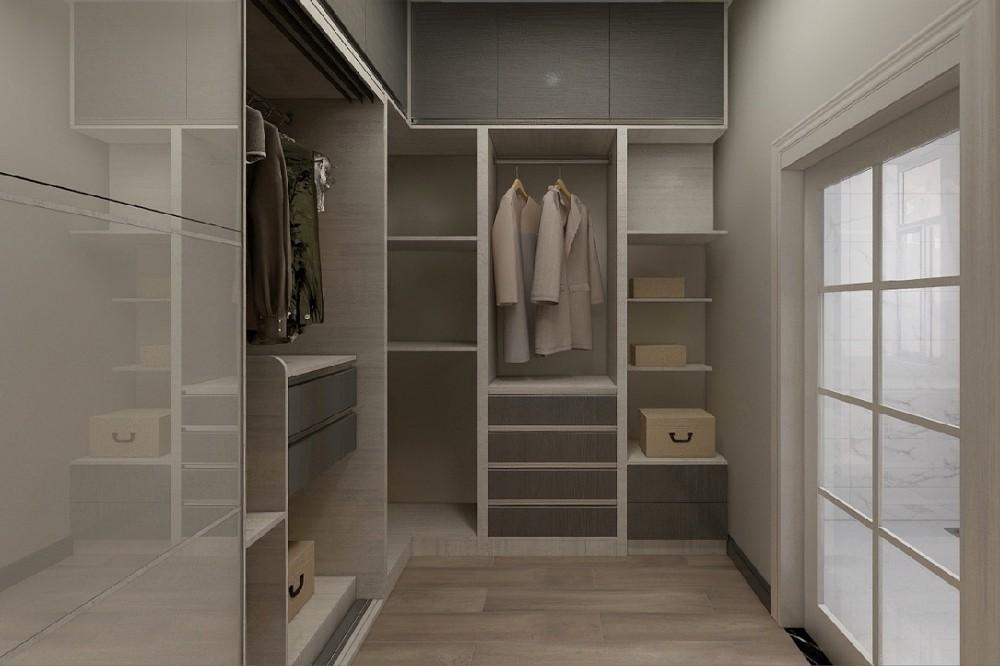 3室2卫2厅115平米北欧风格