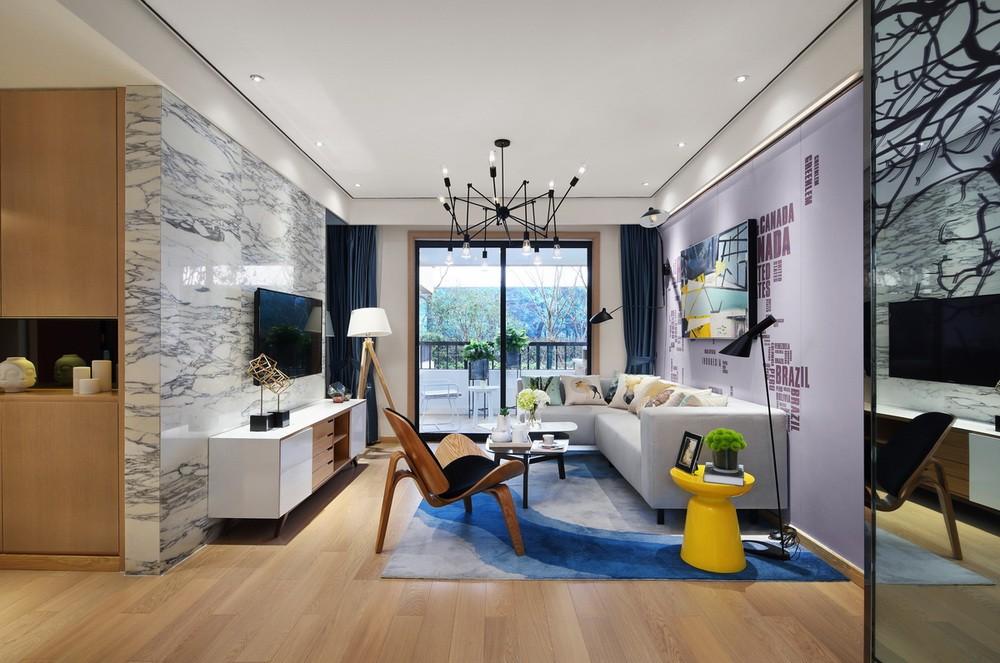 2021北欧70平米设计图片 2021北欧套房设计图片