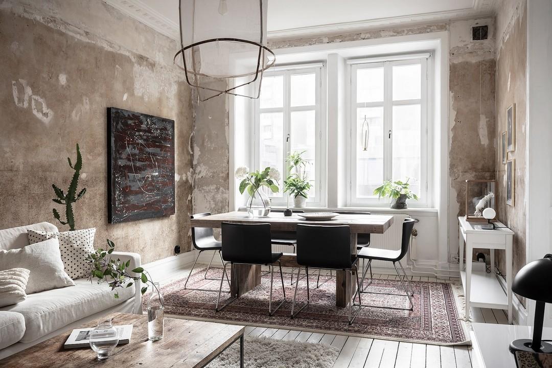 2021工业客厅装修设计 2021工业书桌装修图片