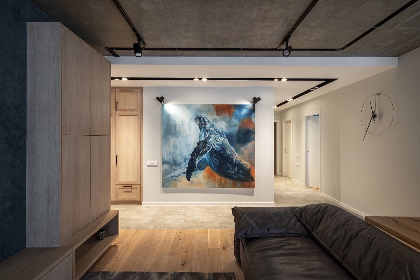2021工业客厅装修设计 2021工业沙发装修设计