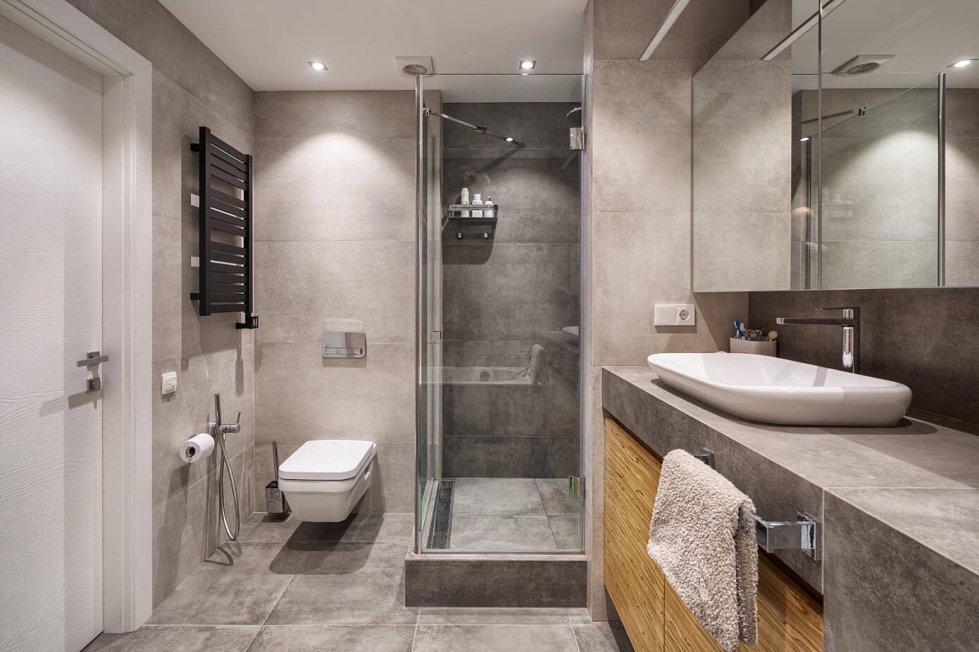 2021工业卫生间装修图片 2021工业洗漱台装饰设计