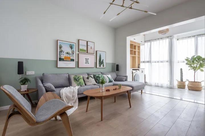 2021新古典客厅装修设计 2021新古典细节装饰设计