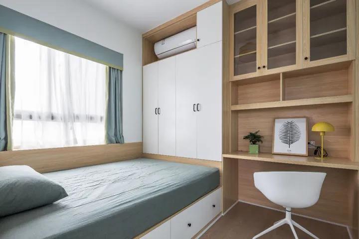2021新古典卧室装修设计图片 2021新古典细节装修图