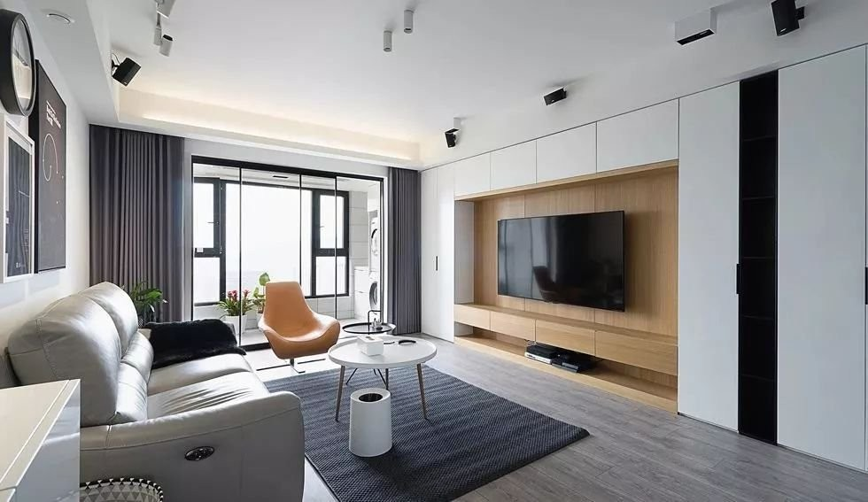 2021简约110平米装修设计 2021简约套房设计图片