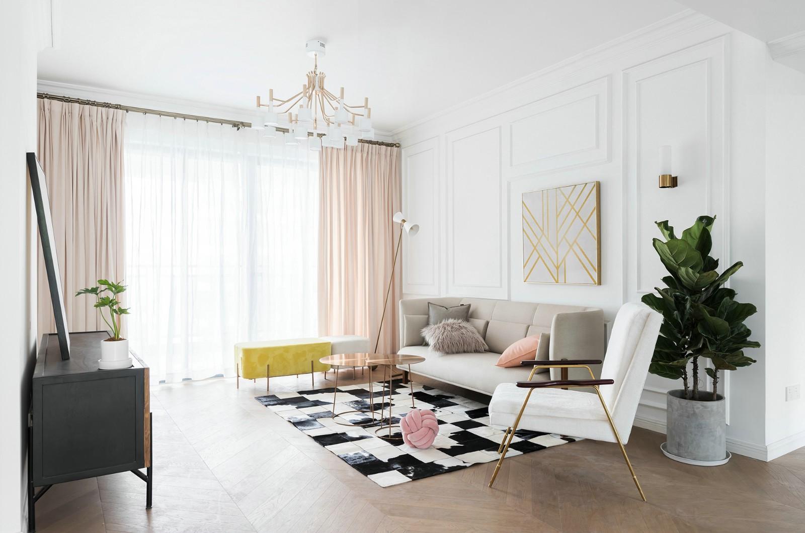 2021北欧110平米装修设计 2021北欧一居室装饰设计
