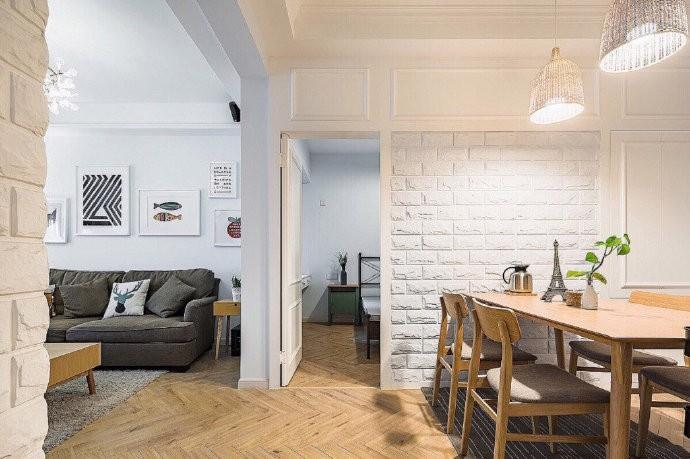 北歐風格家居裝修設計