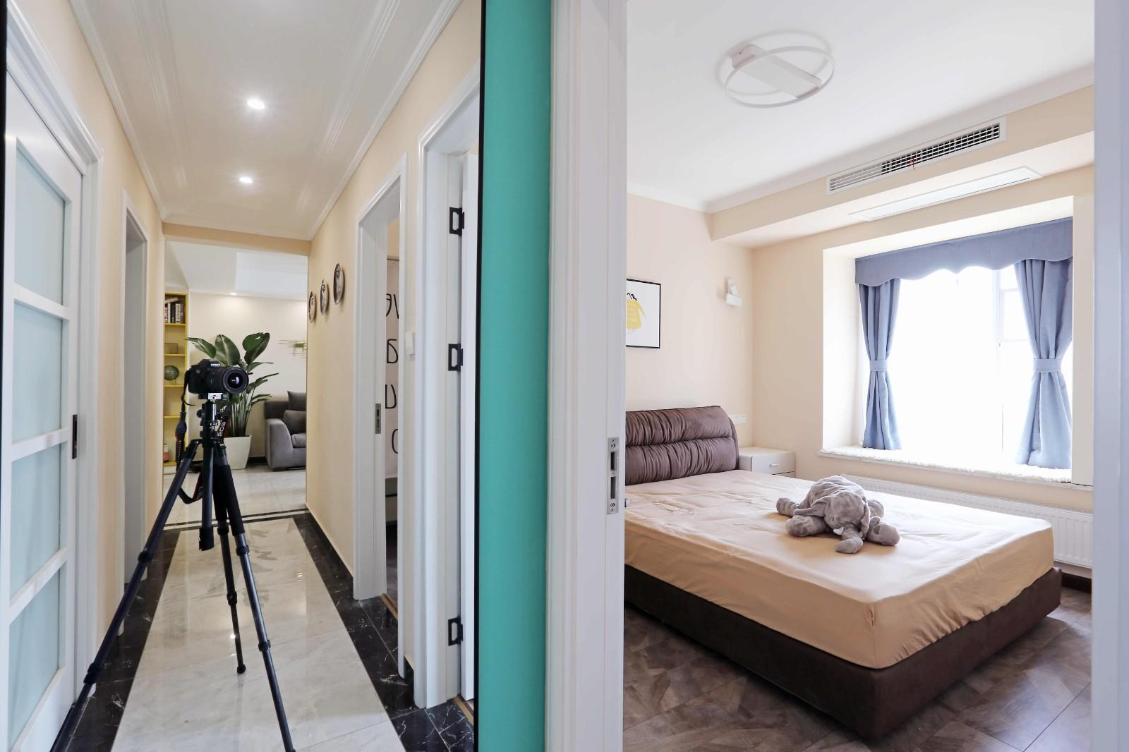 2021混搭起居室装修设计 2021混搭细节装修效果图大全