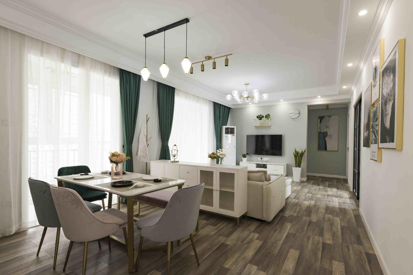 3室2卫2厅北欧风格