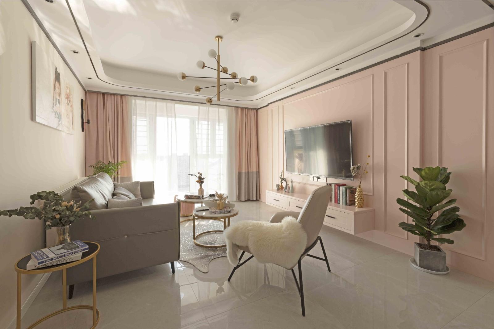 3室2卫2厅现代风格